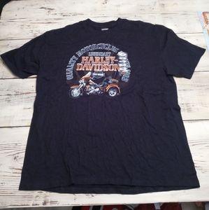 McDaniel's Harley-Davidson Tee